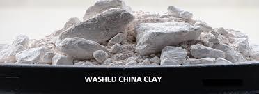 Washed China Clay Powder