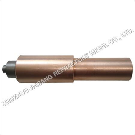 Molybdenum Faced Electrode