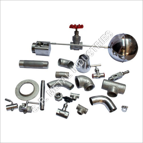 SS Valves And Fittings