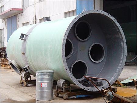 PVC Lined FRP Tanks