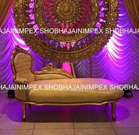 Decorative Wedding Sofa