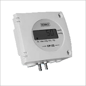 Differential Pressure Sensors Transmiters Data Loggers