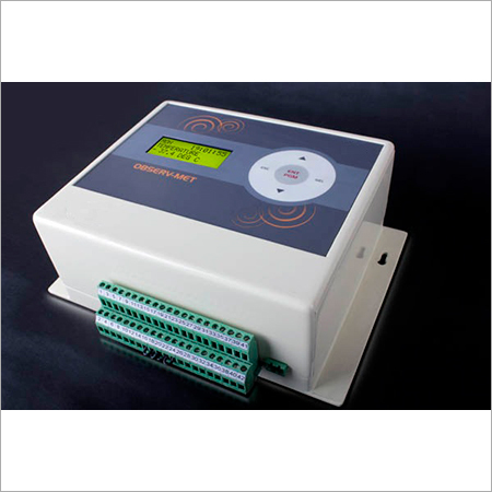 Weather Station Data Loggers