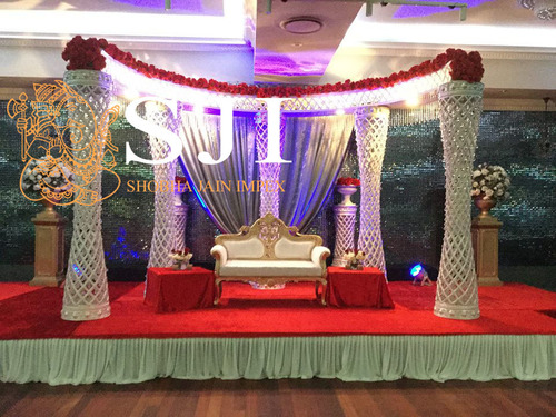 Heart Shape Wedding Furniture