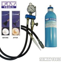 FIT TOOLS Vacuum System Fuel Injection or Intake Valve Cleaner and Tester Kit