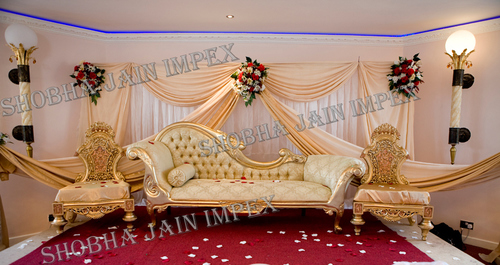 Asian Wedding Sofa Set