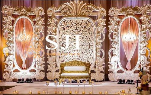 South Indian Style Wedding Sofa