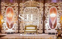 South Indian Style Wedding Sofa