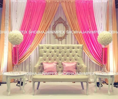 Decorous Wedding Drapes