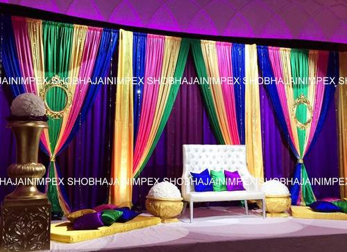 Drapes Stage