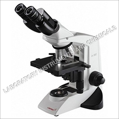 LED Binocular Microscope