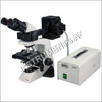 Research Fluorescence Microscope
