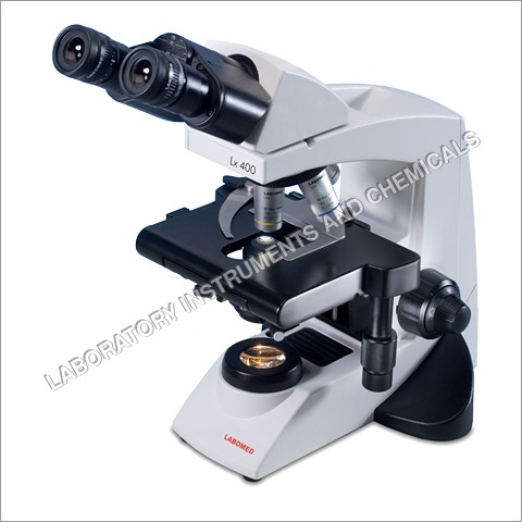 Binocular Microscope with LED