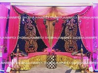 Embroidered Pannel Drapes