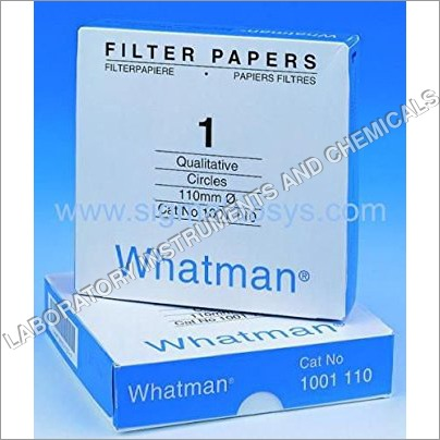 Whatman Filter Paper No 1001-110