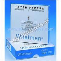 Whatman Filter Paper No 1001-110