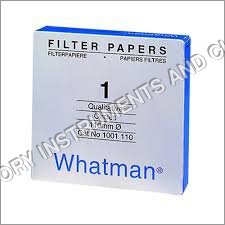 Whatman Filter Paper No 1001-125