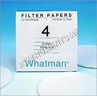 Whatman Filter Paper No. 4, 110mm