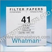 Whatman Filter Paper No 1441-110