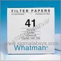 Whatman Filter Paper No 1441-110