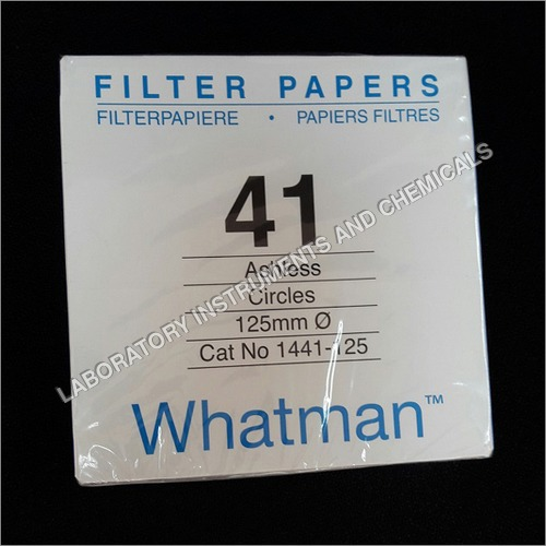 Whatman Filter Paper No 1441-125