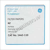 Whatman Filter Paper No 1442-110