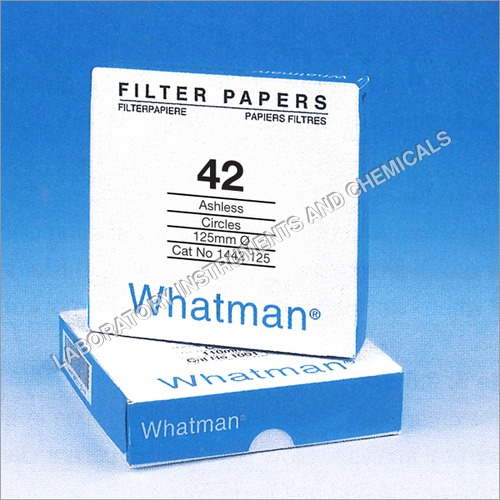 Whatman Filter Paper No 1442-125