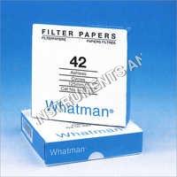 Whatman Filter Paper No 1442-125