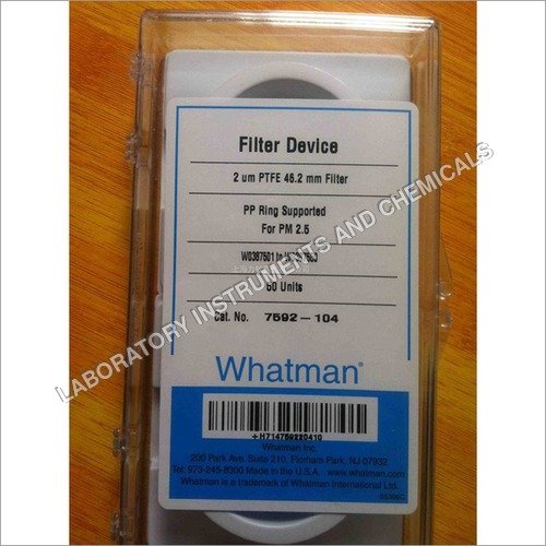 Whatman PM2 Air Monitoring Membrane Filters 7592-1