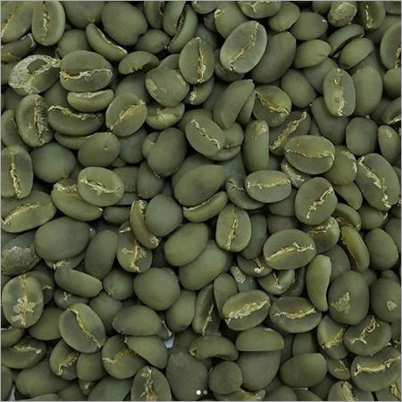 Semi Washed Arabica Coffee Beans