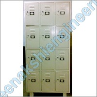 Worker Lockers Cupboard