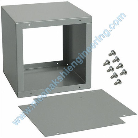 Powder Coating Metal Sheet Box