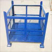 Stackable Wire Mesh Pallet