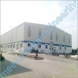 Prefabricated Factory Sheds