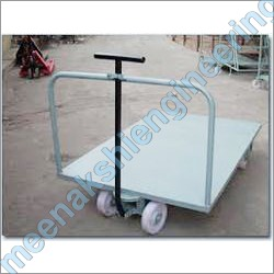 Railway Workshop Platform Trolley
