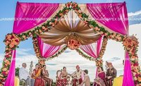 Wedding Mandap Drapes