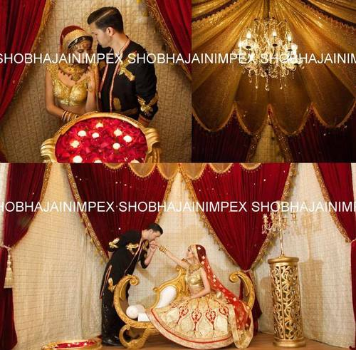 Wedding Drapes & Curtains