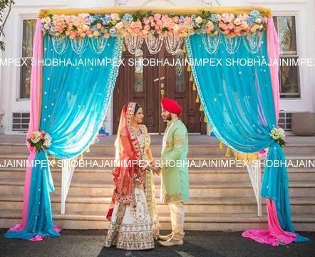 New Wedding Curtains