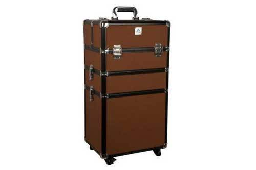 AJOR PRO MAKE-UP TRAIN CASE R101
