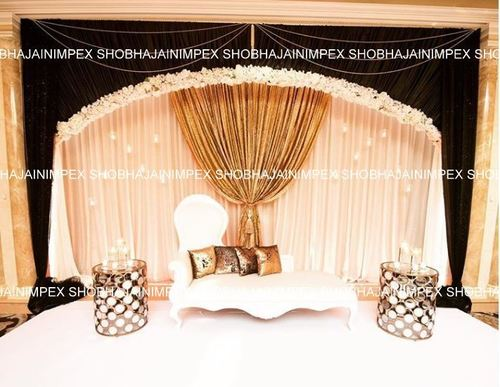 Sequins Wedding Drapes