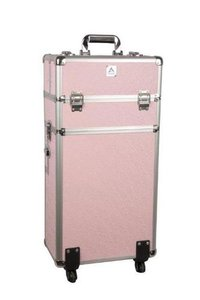 AJOR PRO MAKE-UP ROLLING CASE R103