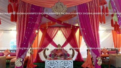 Traditional Wedding Drapes