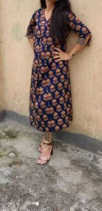 Double Layer Kurti