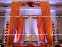 Wedding Curtains for Mandap