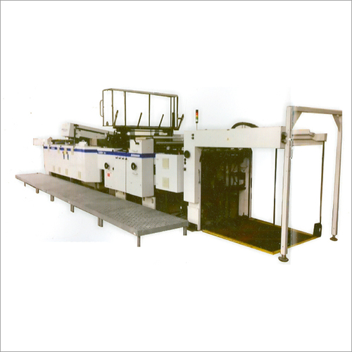 Automatic Roller Coater Machine