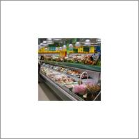 Semi Deck Units Supermarket