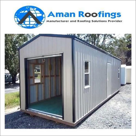 Movable Marketing Office