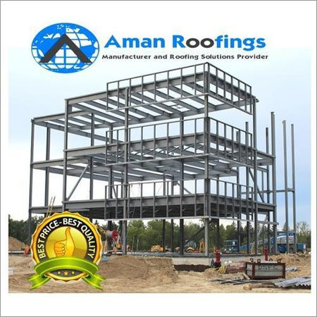 Industrial PEB Structural Shed