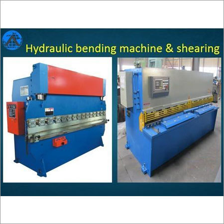 Hydraulic Crimping Curve Machine