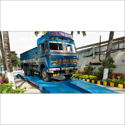 Truck Weighbridges